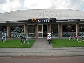 Cykelbutik lukker