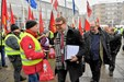 Se billederne: Så kom de røde faner frem i Aalborg