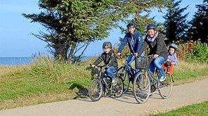 Vind en herlig tur på cykel
