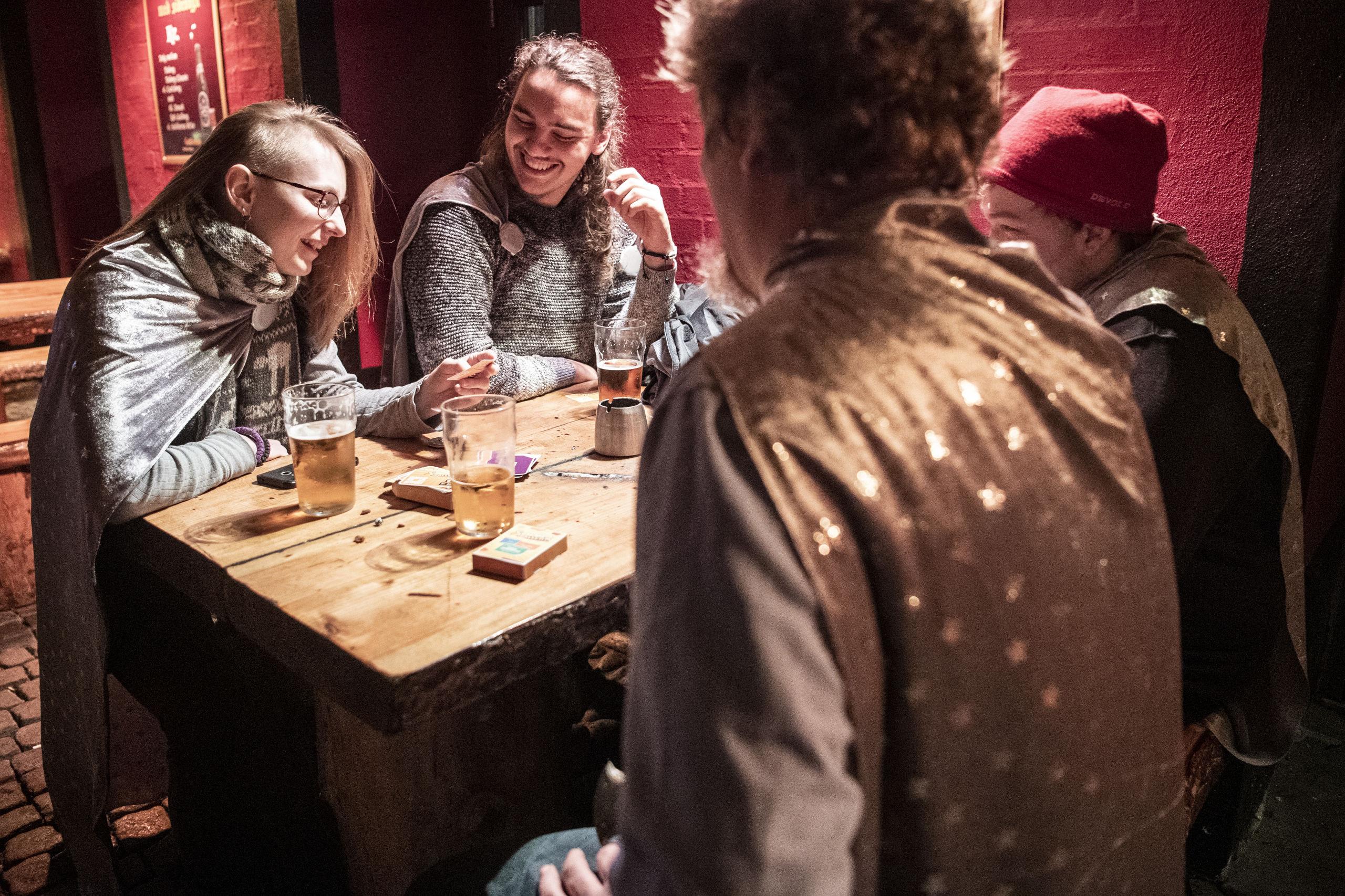 Nordjysk drukspil mangler penge: Ville du drikke på disse spørgsmål?