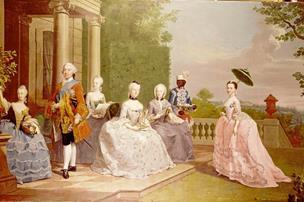 """Slave i Dronninglund: Enkedronning hyrede en """"hof-neger"""" som eksotisk indslag på slot i Vendsyssel"""