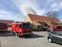 Travl indsatsleder nåede aldrig frem: Tre brande med få minutters mellemrum