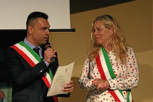 Lone Scherfig: Nu som æresborger i Italien