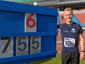 Kasper Larsen til tops