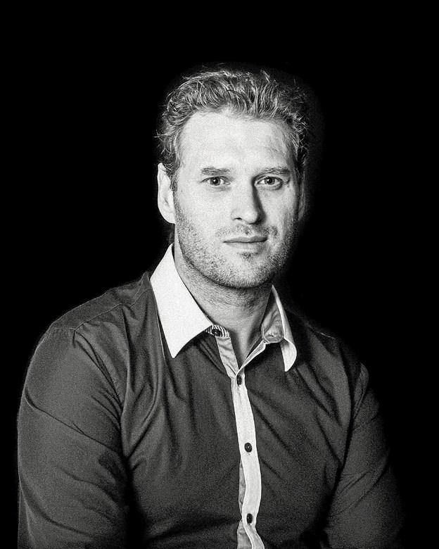 Roland Ravn Køjborg fra Nordjyske Medier kom med et oplæg om hvem der er Jammerbugt Kommunes kommende tilflyttere. Privatfoto