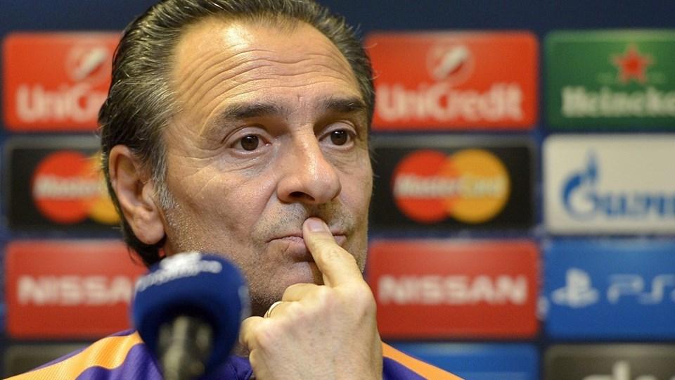 Officielt: Galatasaray fyrer italiensk træner Foto: Martin Meissner/AP/POLFOTO/arkiv