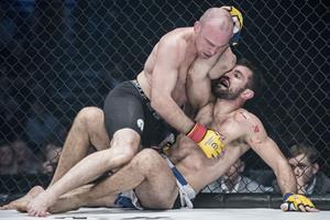 Kun sejren tæller for MMA-kæmperen Mark O. Madsen