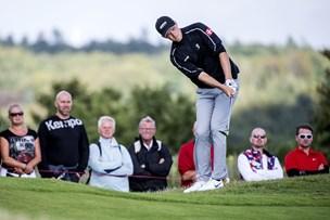 Golfguderne var ikke med nordjyde: Millimeter fra European Tour