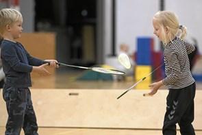 Sport, leg og hygge i Ulsted