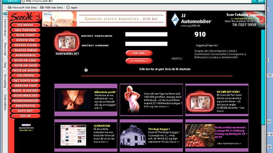 rige pige dating website