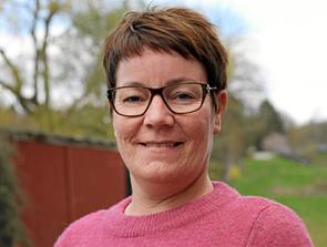June Wraae Poulsen 25 år hos kommunen