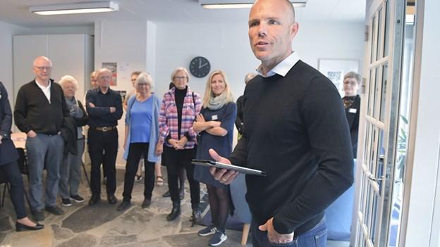 Viceborgmester går all in på privatskole i Hjørring: Har både børn og bestyrelsespost på HPR