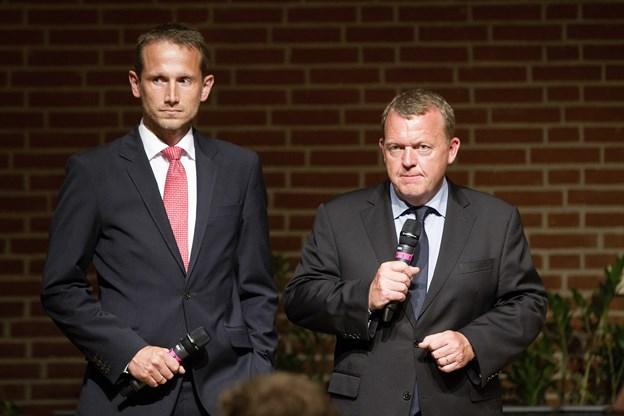 Mulighed for fatalt valgnederlag: Hvem skal afløse Løkke?