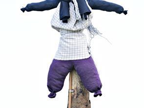 Børnevenligt Sankt Hans blev et tilløbsstykke