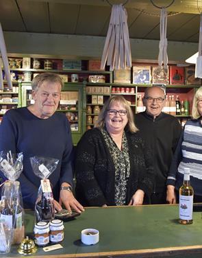 Købmandsgården i Tornby vil holde skudehandelsmarked