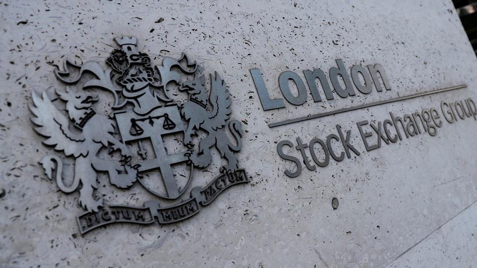 London-børsen har fået en forespørgsel fra Hongkong-børsen om en mulig sammenlægning. (Arkivfoto)