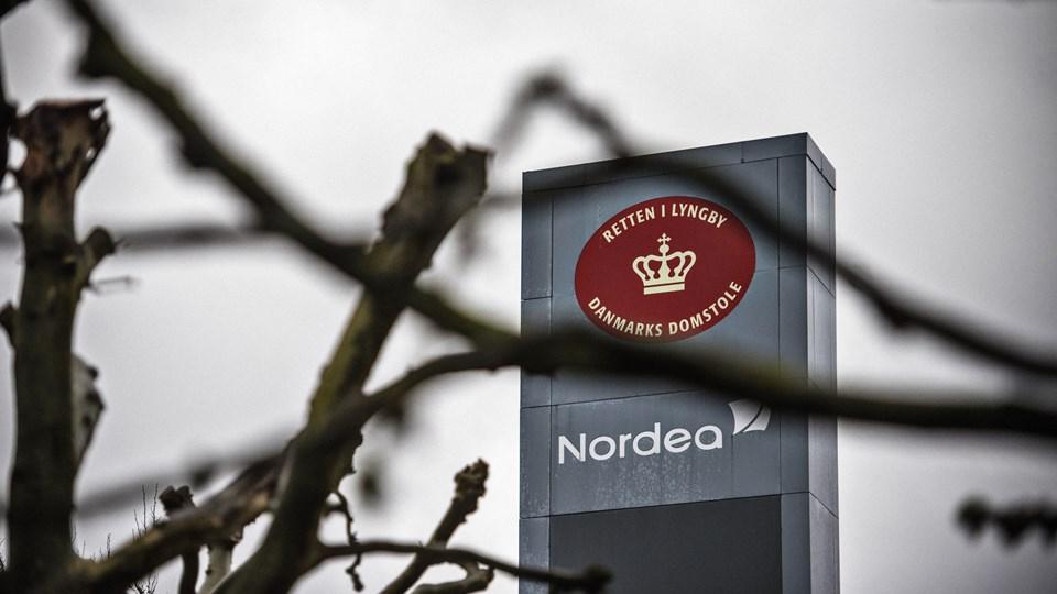 Ved et grundlovsforhør torsdag er en 30-årig mand blevet fængslet for et hjemmerøveri i Birkerød, hvor der blev skudt op i loftet. (Arkivfoto)
