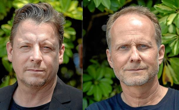 Mød filmmakkerparret Anders og Niels i Biffen