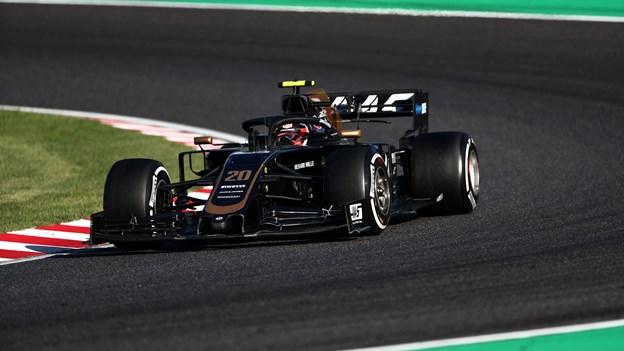 Haas-boss forsvarer pitstrategi trods Magnussens undren
