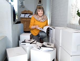 Anne-Maries egen historie: Slægtsforsker udgiver bog om familien i Rørbæk