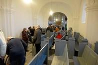 Stor interesse for kirkerenovering