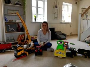Karrieremor blev klogere: Det eneste sted jeg er uundværlig er derhjemme