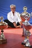 Sort bælte i respekt i Ørsø Judoklub - for Helle er judo blevet en livsstil