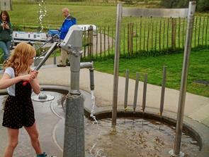 Lille Vildmosecenter klar til at formidle vandkraft