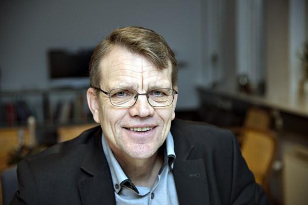 Brønderslevs borgmester, Mikael Klitgård, er ny mand i bestyrelsen.  Arkivfoto: Kurt Bering