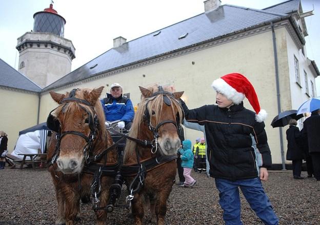 Den 10. udgave af Jul på Fyret finder sted lørdag 8. december. Arkivfoto