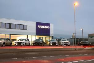Volvo tilbagekalder en halv million biler: 6500 i Danmark