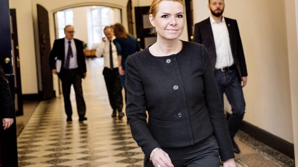 Inger Støjberg Foto: Scanpix/Bax Lindhardt
