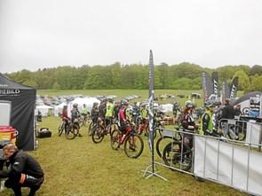 197 ryttere kørte seks timer i Rold Skov