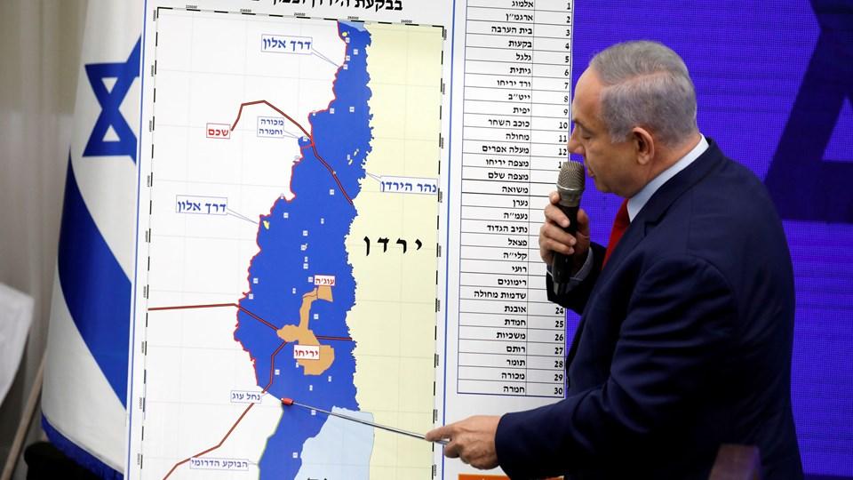 Israels premierminister, Benjamin Netanyahu, har med sit kontroversielle valgløfte fået ny international kritik.