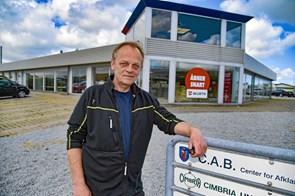 Würth åbner butik i Thisted