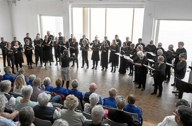 Filharmonisk Kor indtager Abildgård Kirke 9. december