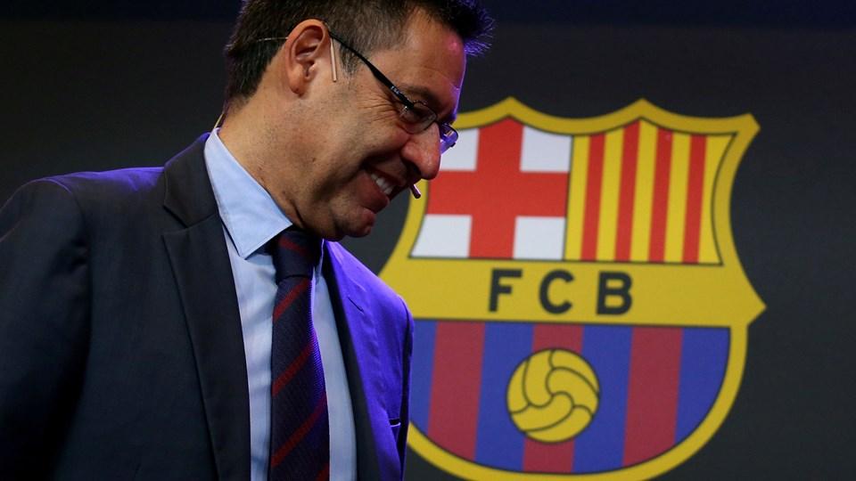 Barcelonas præsident, Josep Maria Bartomeu, ønsker ikke, at kalenderen fyldes med flere turneringer i de perioder, hvor spillerne har mulighed for at restituere mellem sæsonerne. Arkivfoto.