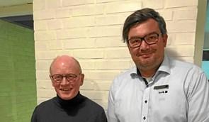 TUI har udnævnt Torkil Nielsen til æresmedlem
