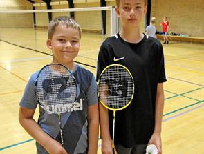 Tre dage med fokus på badminton