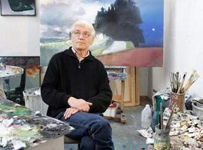 Foredrag om kunstneren Poul Anker Bech