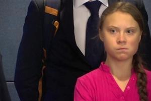 Thunberg blev chokeret ved mødet med Trump i FN