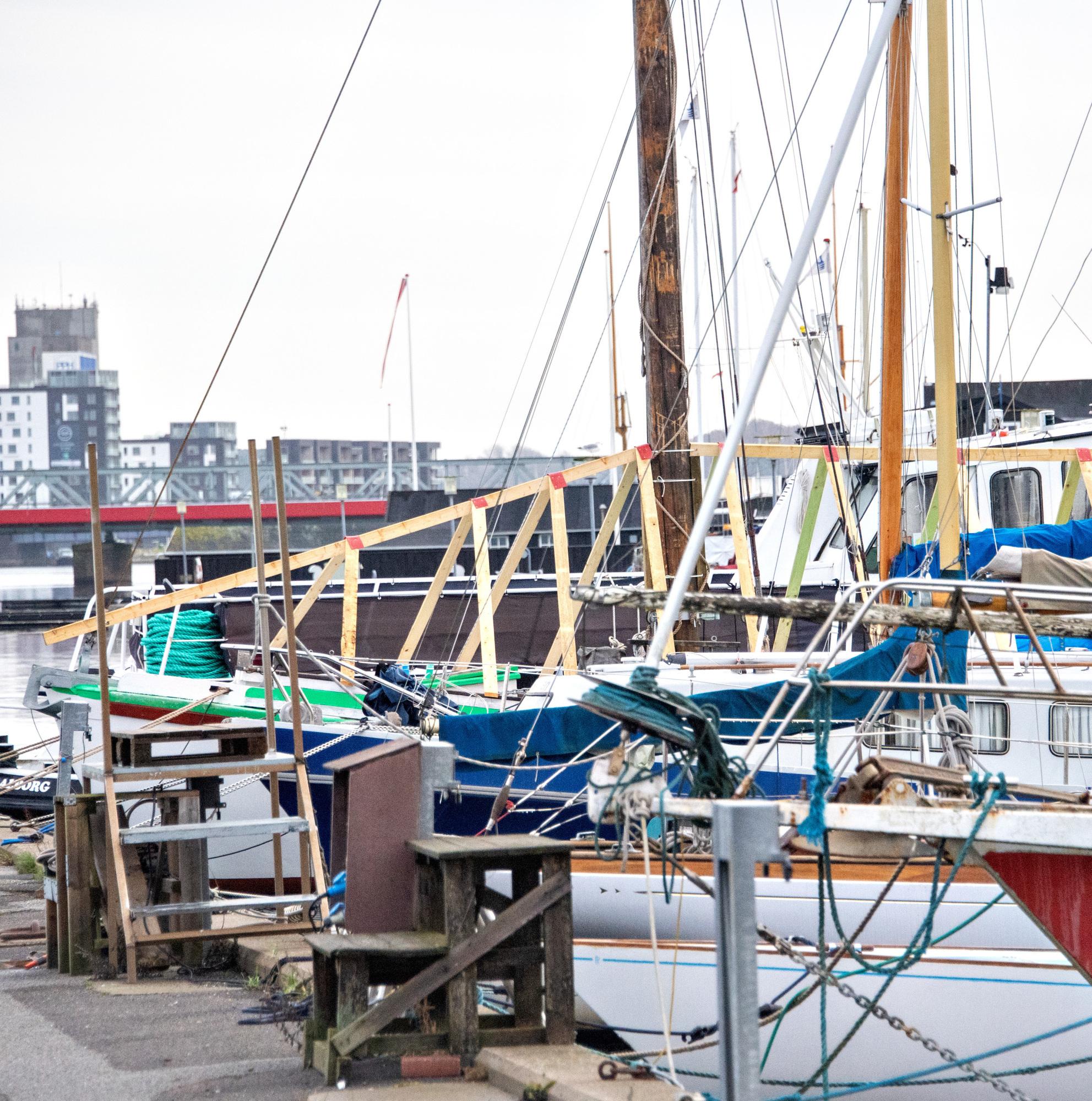 Udspil: Ny bydel i Aalborg skal opføres på fjordbund