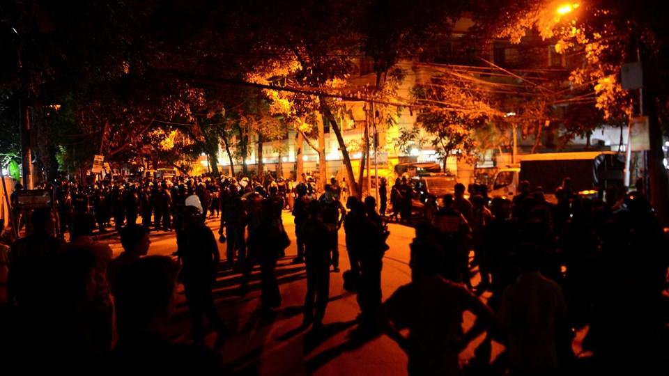 TOPSHOT-BANGLADESH-UNREST-ATTACK Foto: Scanpix/Afp Photo