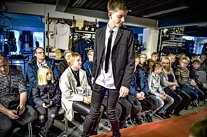 BILLEDER: Konfirmandshow i Hurup