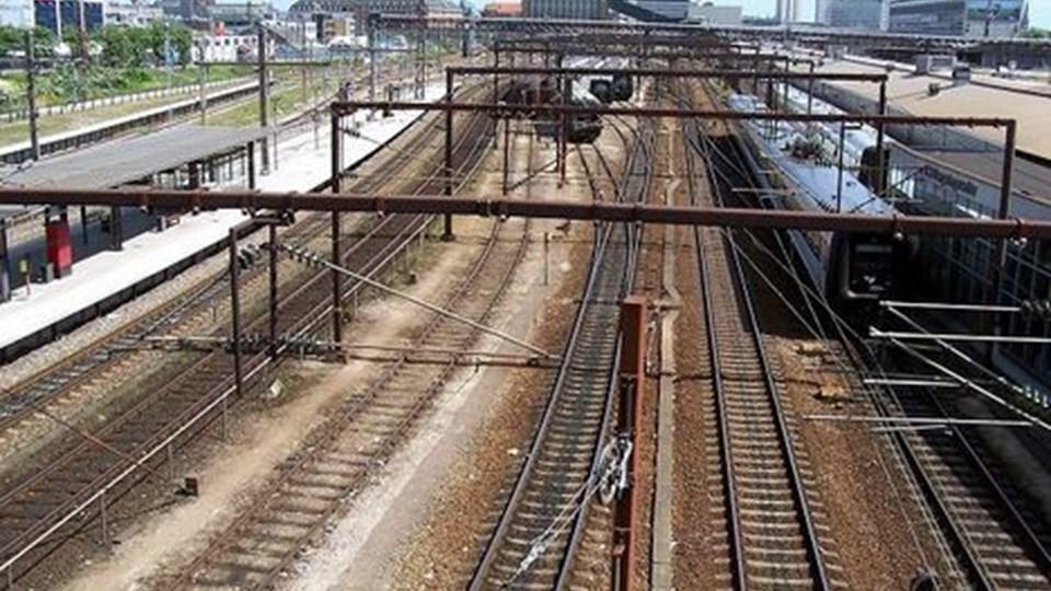 Dansk Byggeri anklager regeringen for at nedprioritere investeringer i veje, jernbaner og broer. Foto: Scanpix