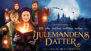 """Kom gratis i bio og se """"Julemandens datter"""""""