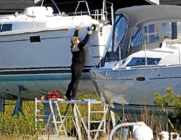 Travl påske for bådejerne i Øster Hurup