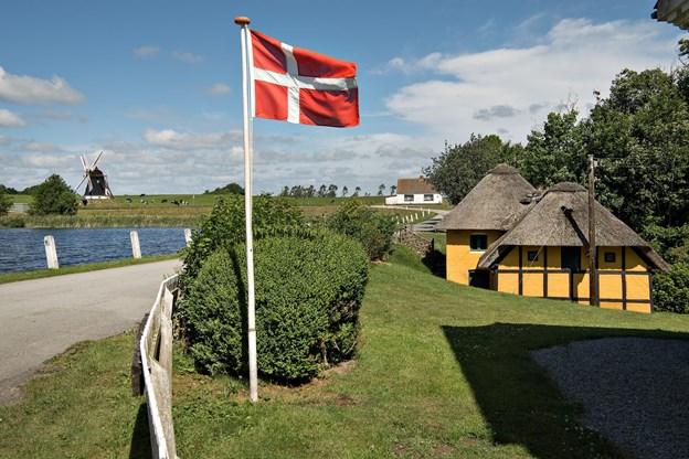 Dorf Møllegård. Arkivfoto: Hans Ravn