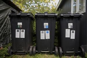 Småt brændbart sorteres ud af kommunerne