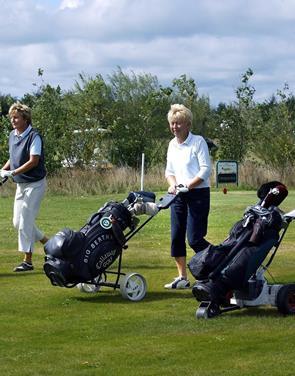 Golf for Kræftens Bekæmpelse i Hirtshals